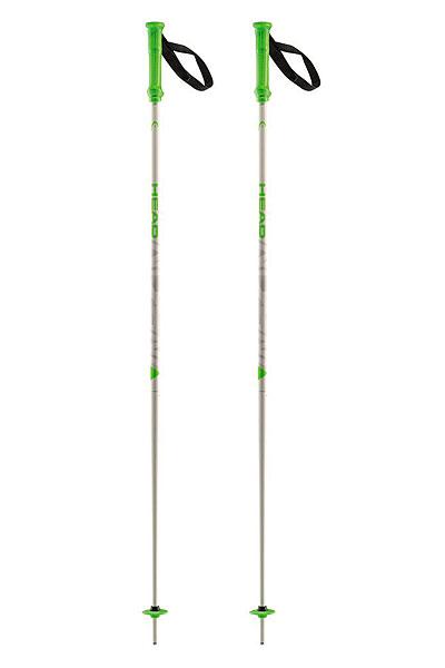 Лыжные палки Head Multi Grey Green