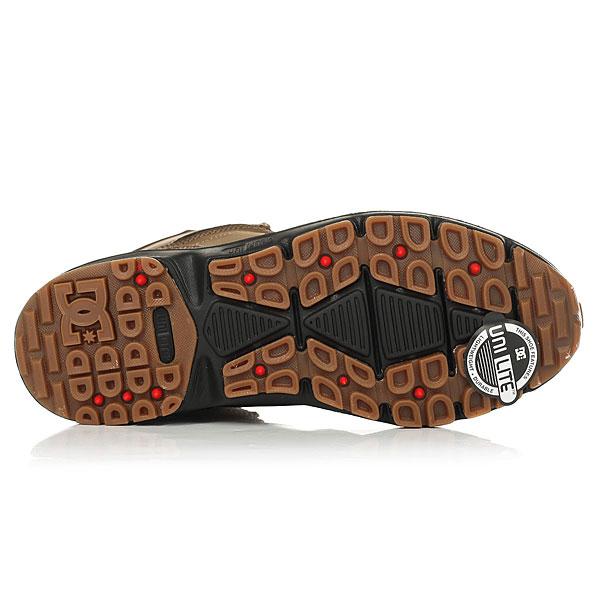 Ботинки зимние DC Torstein Dark Chocolate