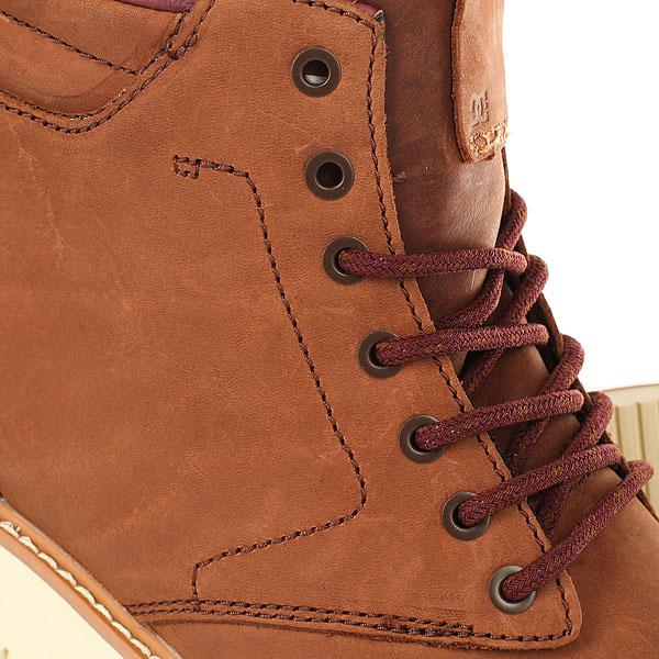 Ботинки зимние DC Mason Lx Tobacco