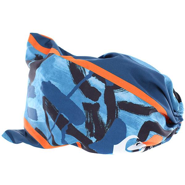 Маска для сноуборда Quiksilver Fenom Art Badw Arkaid Blue