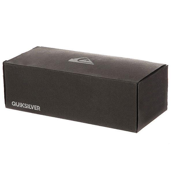 Очки Quiksilver Bruiser Matte Crystal Smoke