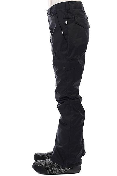 Штаны сноубордические женские DC Ace Black