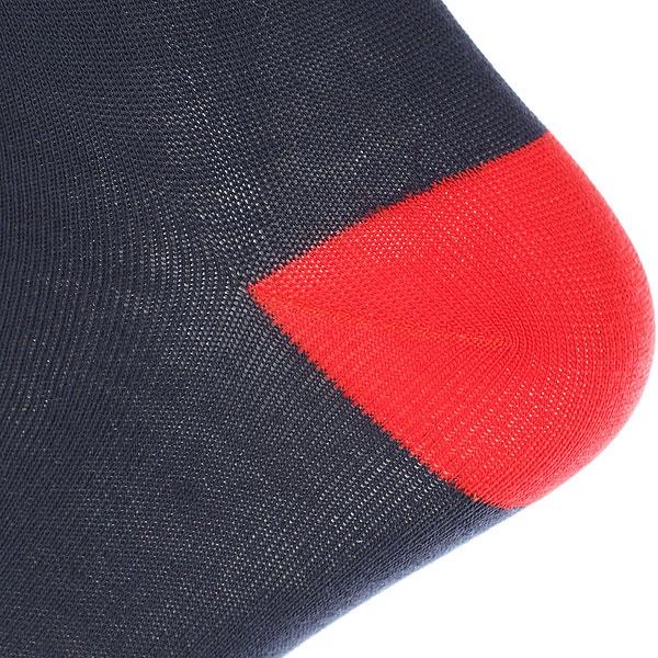 Носки средние Запорожец Полосы 1 Синие