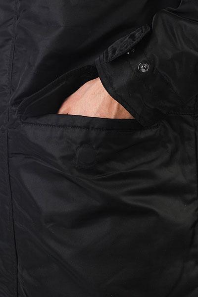 Куртка парка Запорожец Vysota Black