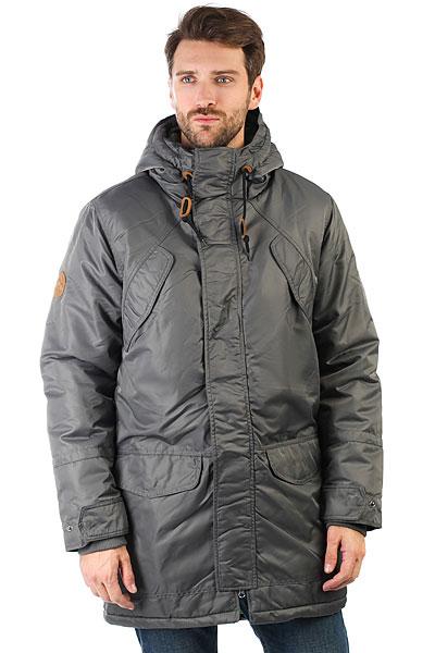 Куртка парка Запорожец Vysota Gray