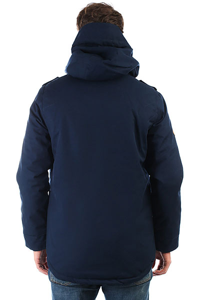 Куртка парка Запорожец Rebyata Navy