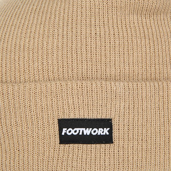 Шапка Footwork F16 Lucky Beige