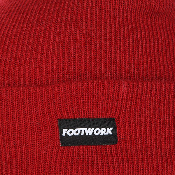 Шапка Footwork F16 Lucky Crimson