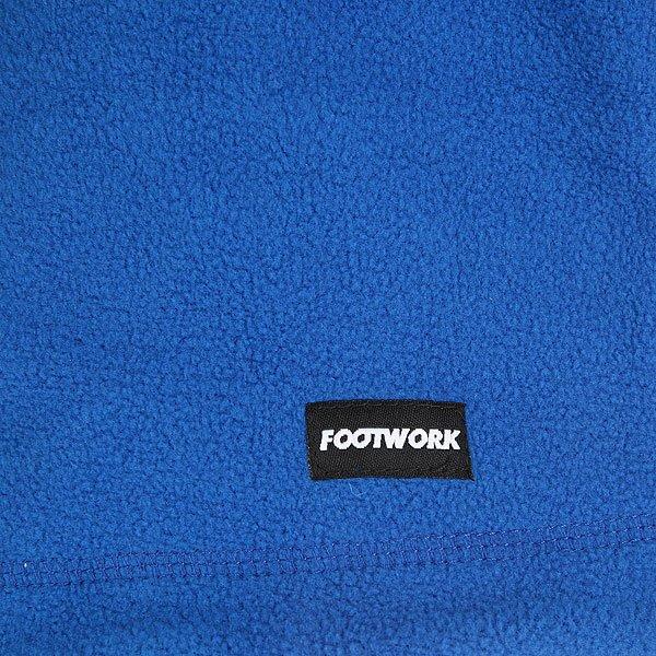 Шарф труба Footwork Hoop Neckwarmer Bright Blue