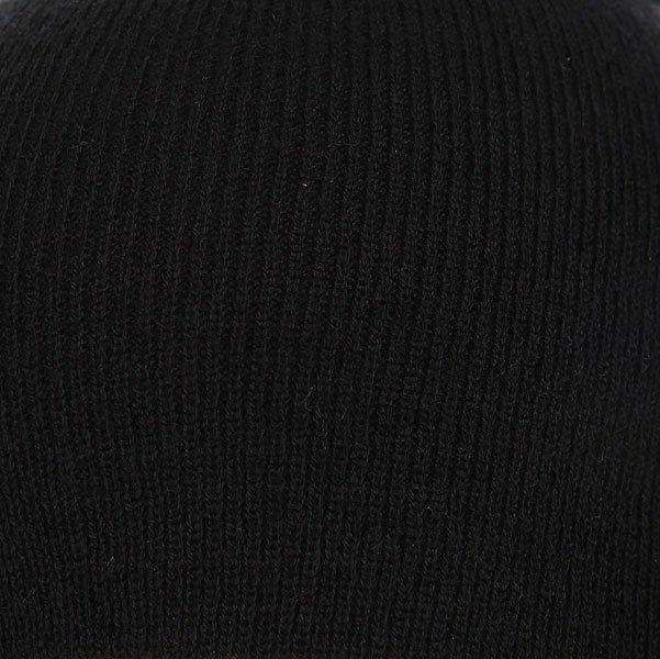 Шапка Footwork Flexfit/Yupoong 1500 KC Black