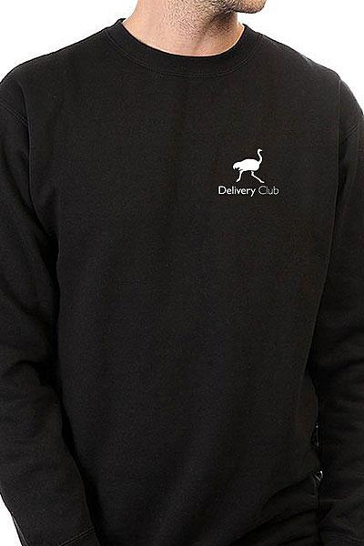 Свитшот Deliveryclub Logo Черный S