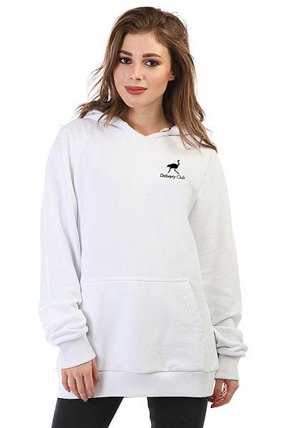 Толстовка Wearcraft Premium Женская Deliveryclub Logo Белый S