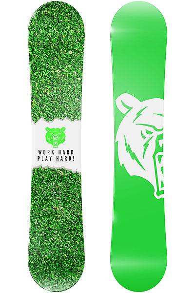 Сноуборд Terror Snow Grass Green
