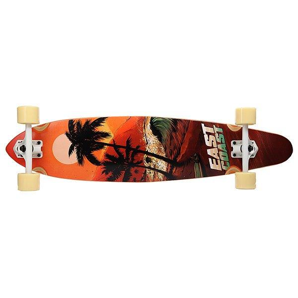 Лонгборд Eastcoast Surf Paradise Multi 8.75 x 38 (96.5 см)