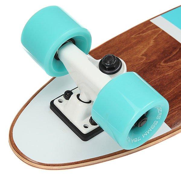 Скейт мини круизер Eastcoast Shelby Ocean 6.25 x 23 (58.4 см)