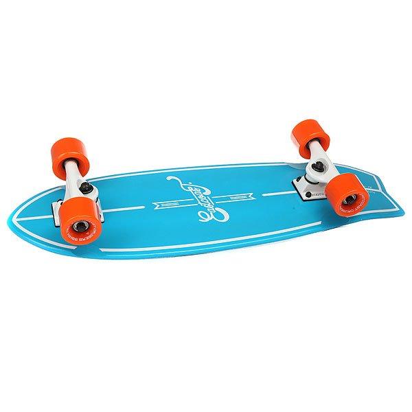 Скейт мини круизер Eastcoast Surf Seablue 8.25 x 27 (68.5 см)