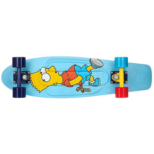 Скейт мини круизер Penny Simpsons 27 Ltd Bart 7.5 x 27 (68.5 см)