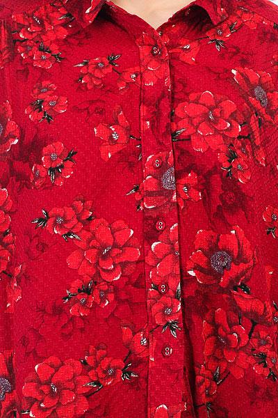 Блузка женская Billabong Meadow Light Velvet Red