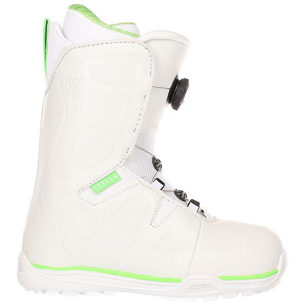Ботинки для сноуборда Terror Snow Multi - Tech Whitе