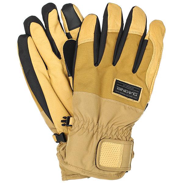 Перчатки сноубордические женские Dakine Charger Glove Buckskin