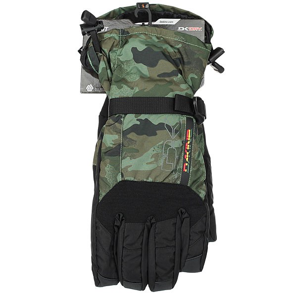 Перчатки сноубордические Dakine Scout Glove Rasta