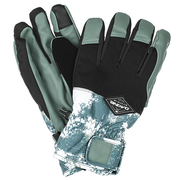 Перчатки сноубордические Dakine Charger Glove Splatter 1192631  - купить со скидкой