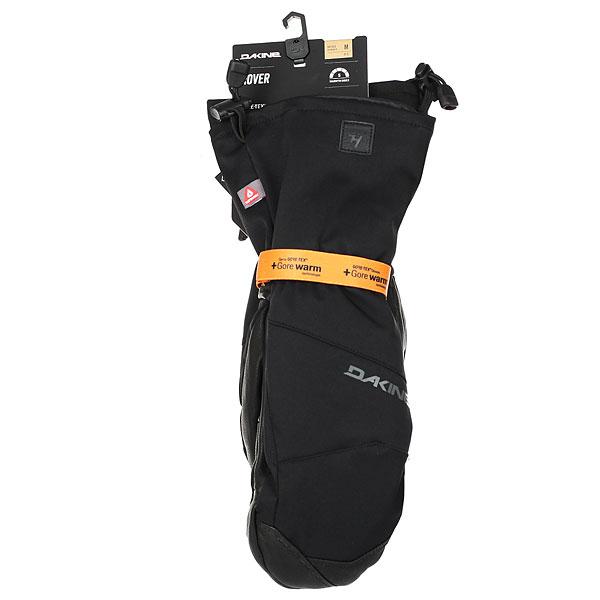 Варежки сноубордические Dakine Rover Mitt Black