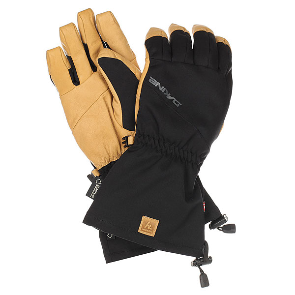 Перчатки Dakine Rover Glove Black/Tan