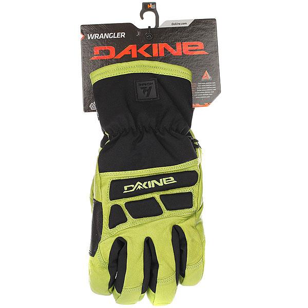 Перчатки женские Dakine Wrangler Glove Citron