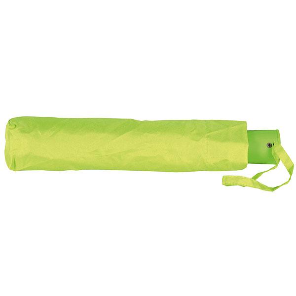 Зонт Складной Ева Deliveryclub Logo Зеленое Яблоко