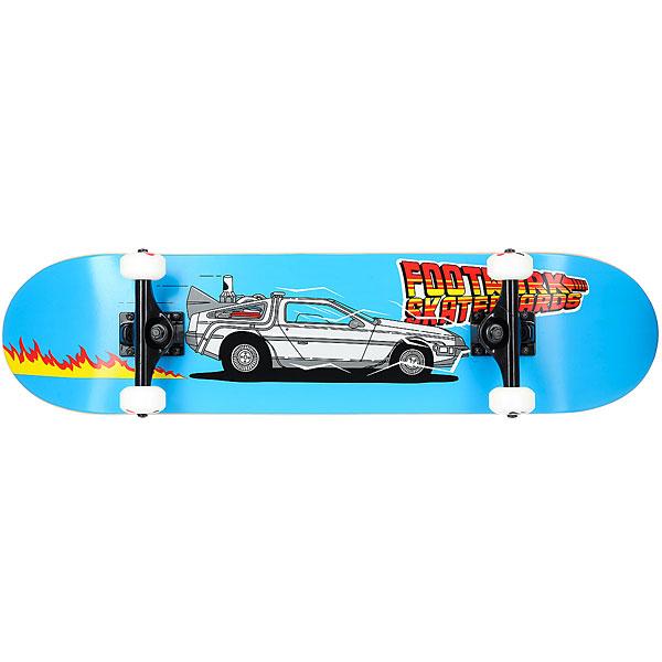 Скейтборд в сборе Footwork Future Light Blue/Multi 31 x 7.6 (17.8 см)