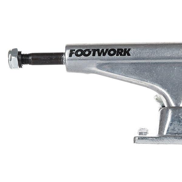 Подвески для скейтборда 2шт. Footwork Block Raw