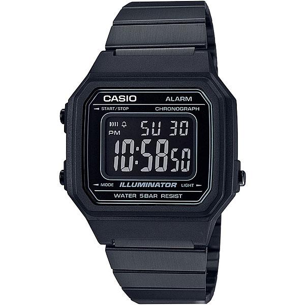 Электронные часы Casio Collection B650wb-1b Black