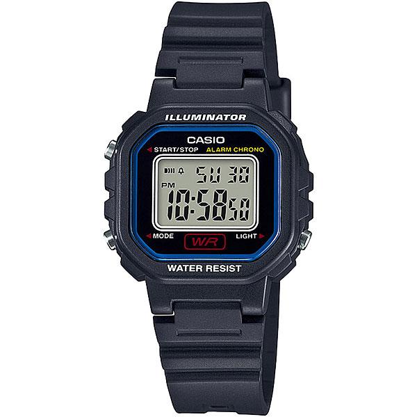 Электронные часы Casio Collection La-20wh-1c Black