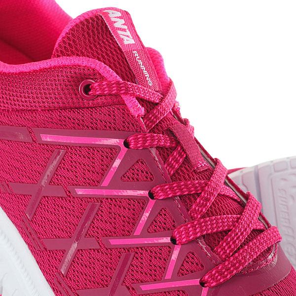 Кроссовки женские Anta 82635552-3 Pink