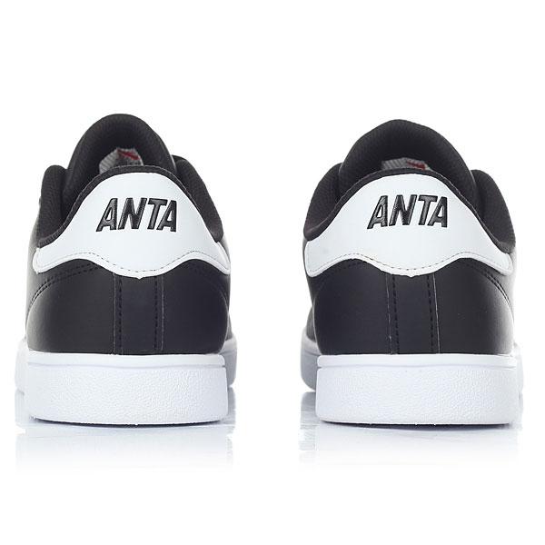 Кеды низкие женские Anta 82718045-2 Black