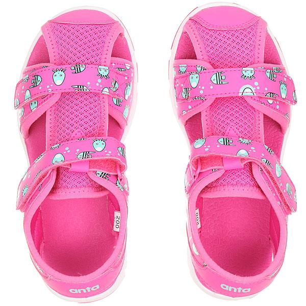 Сандалии детские Anta W32729945-2 Pink