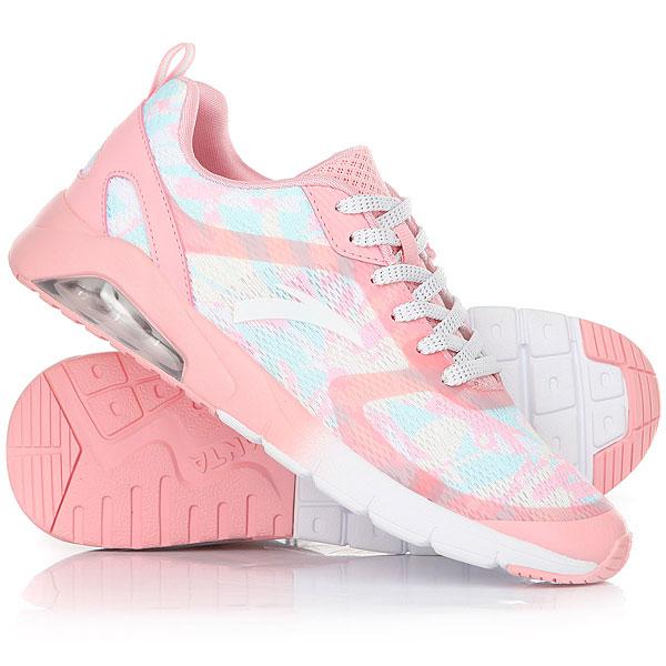 Кроссовки детские Anta W32728801-1 Pink