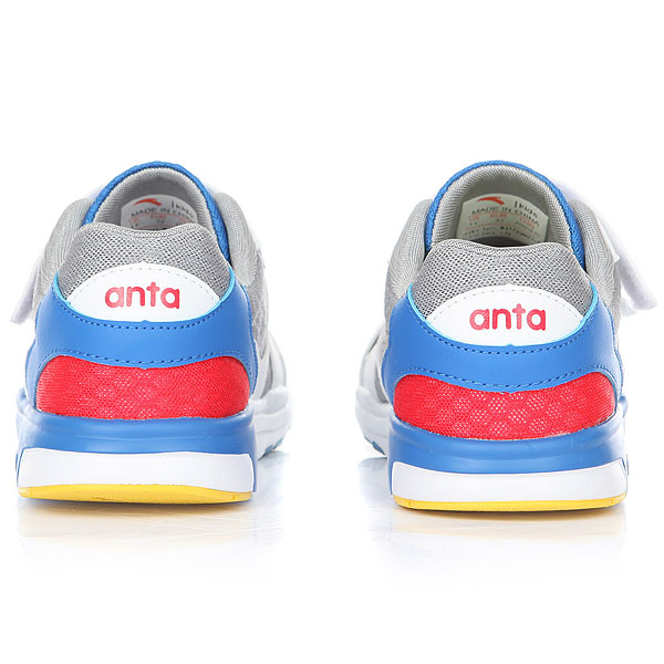 Кроссовки детские Anta W31729921-3 Grey