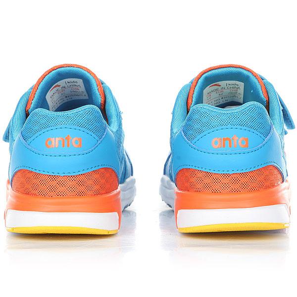 Кроссовки детские ANTA W31729921-2 Blue