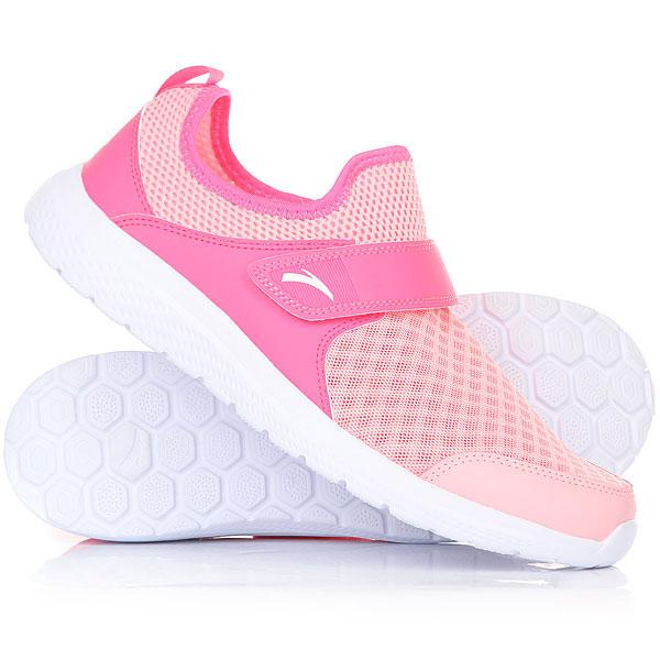 Кроссовки детские Anta W32725517-3 Pink