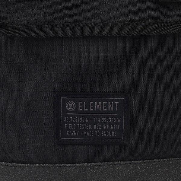 Рюкзак туристический Element Cypress Bpk All Black