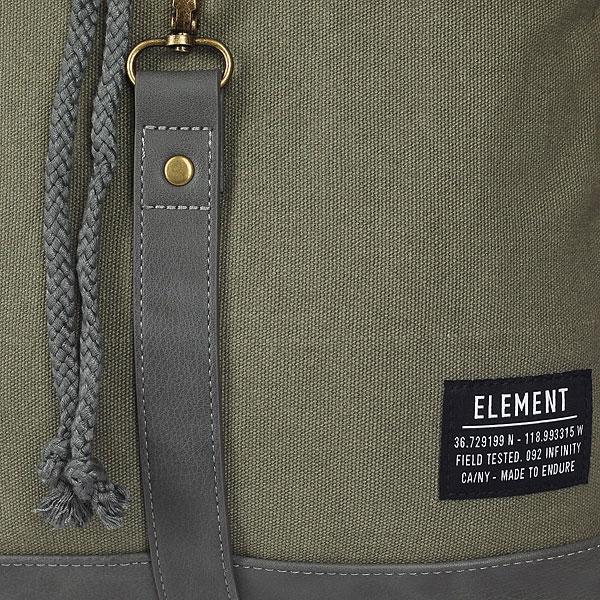 Рюкзак туристический женский Element Belong Moss