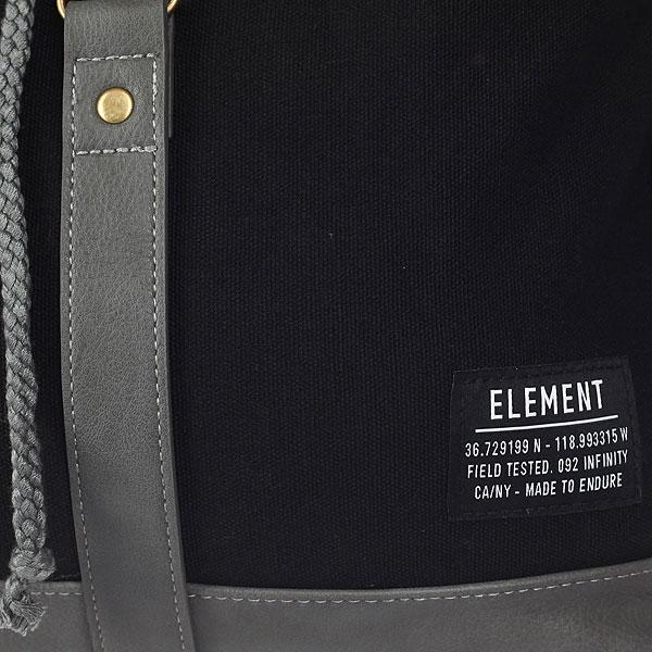 Рюкзак туристический Element Belong Black