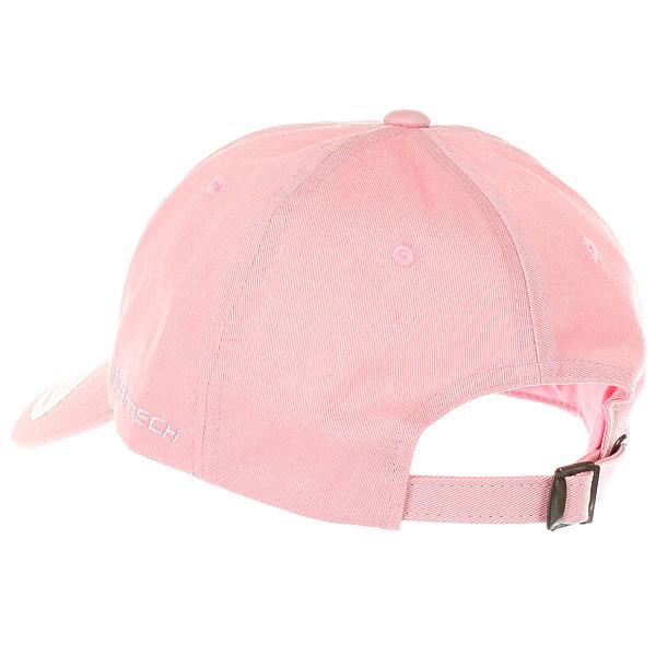 Бейсболка классическая Neff Flexfit/Yupoong Pink