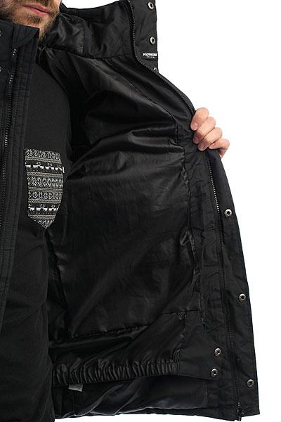 Куртка зимняя Footwork Feelmore Black