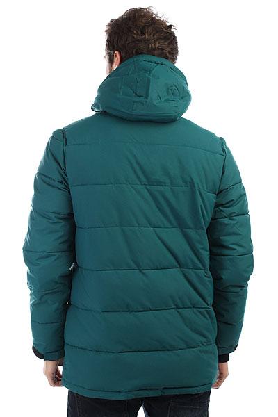 Куртка зимняя Footwork Feelmore Deep Teal