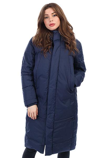Куртка парка женская Запорожец Telogreika Navy