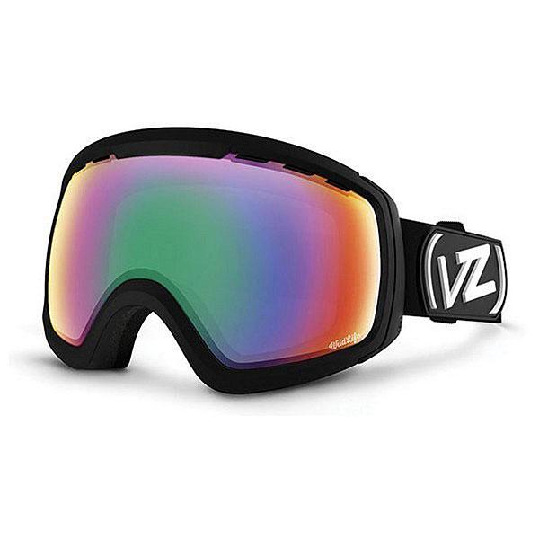 Маска для сноуборда Von Zipper Feenom Nls Black Satin/Wildlife Low Light