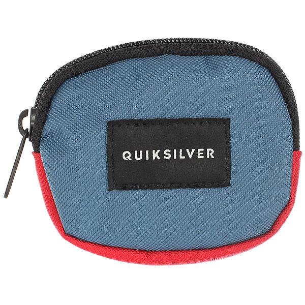 Монетница Quiksilver Monedero Quik Red